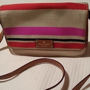 Kate Spade Purse, a few stains in bottom of lining